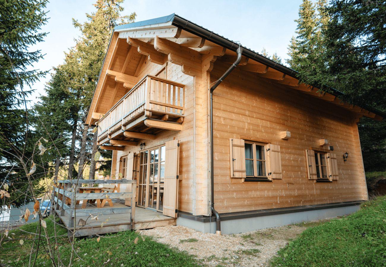 Chalet in St. Stefan - Chalet mit Sauna XL 28
