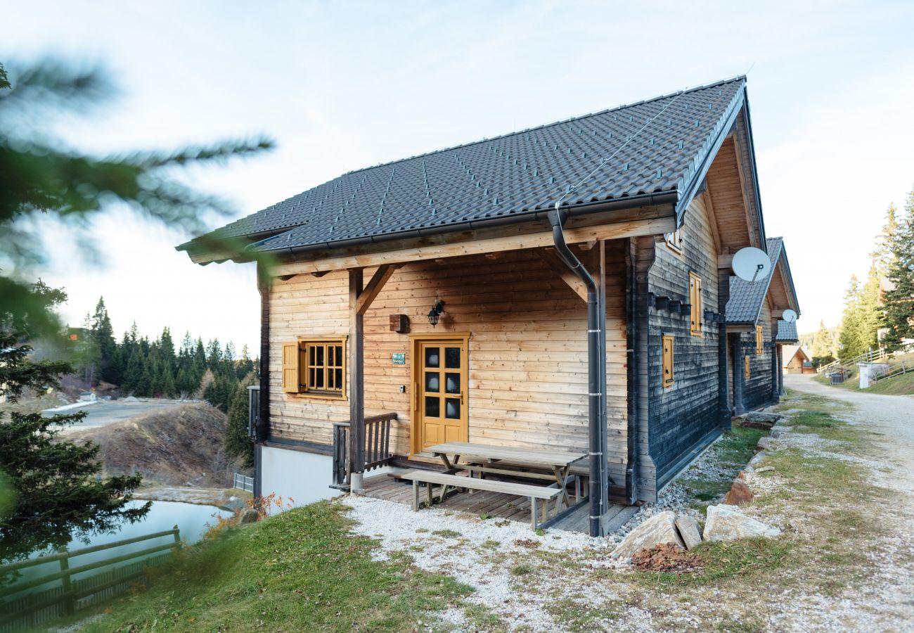 Chalet in St. Stefan - FDK Sauna 009