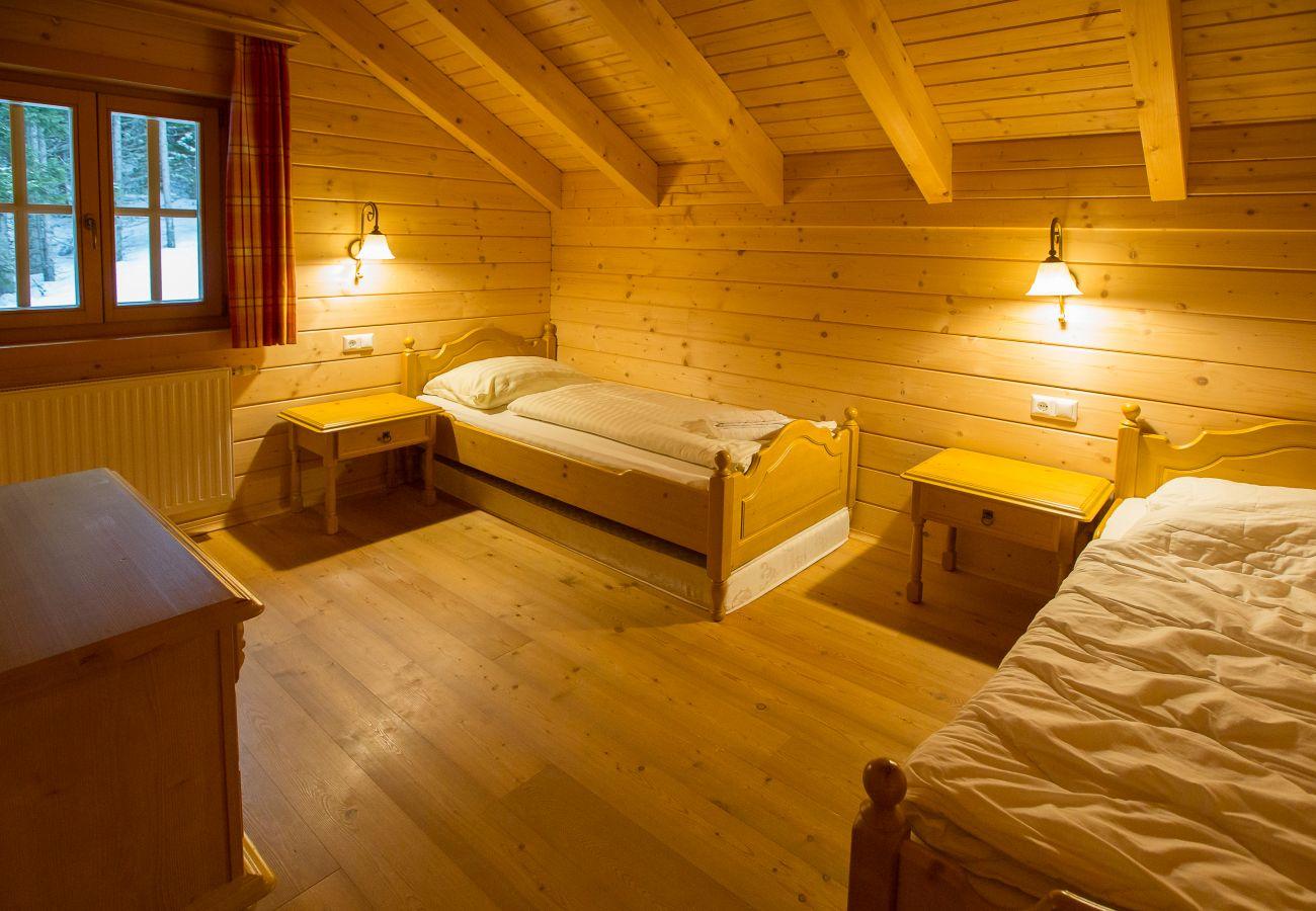 Chalet in St. Stefan - FDK Sauna 024