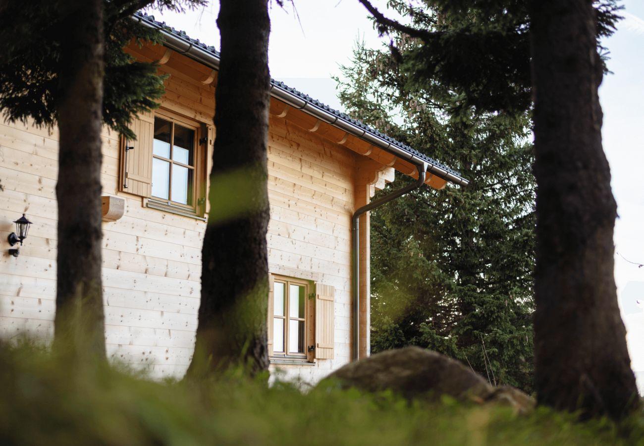 Villetta a St. Stefan - Chalet mit Sauna XL 28
