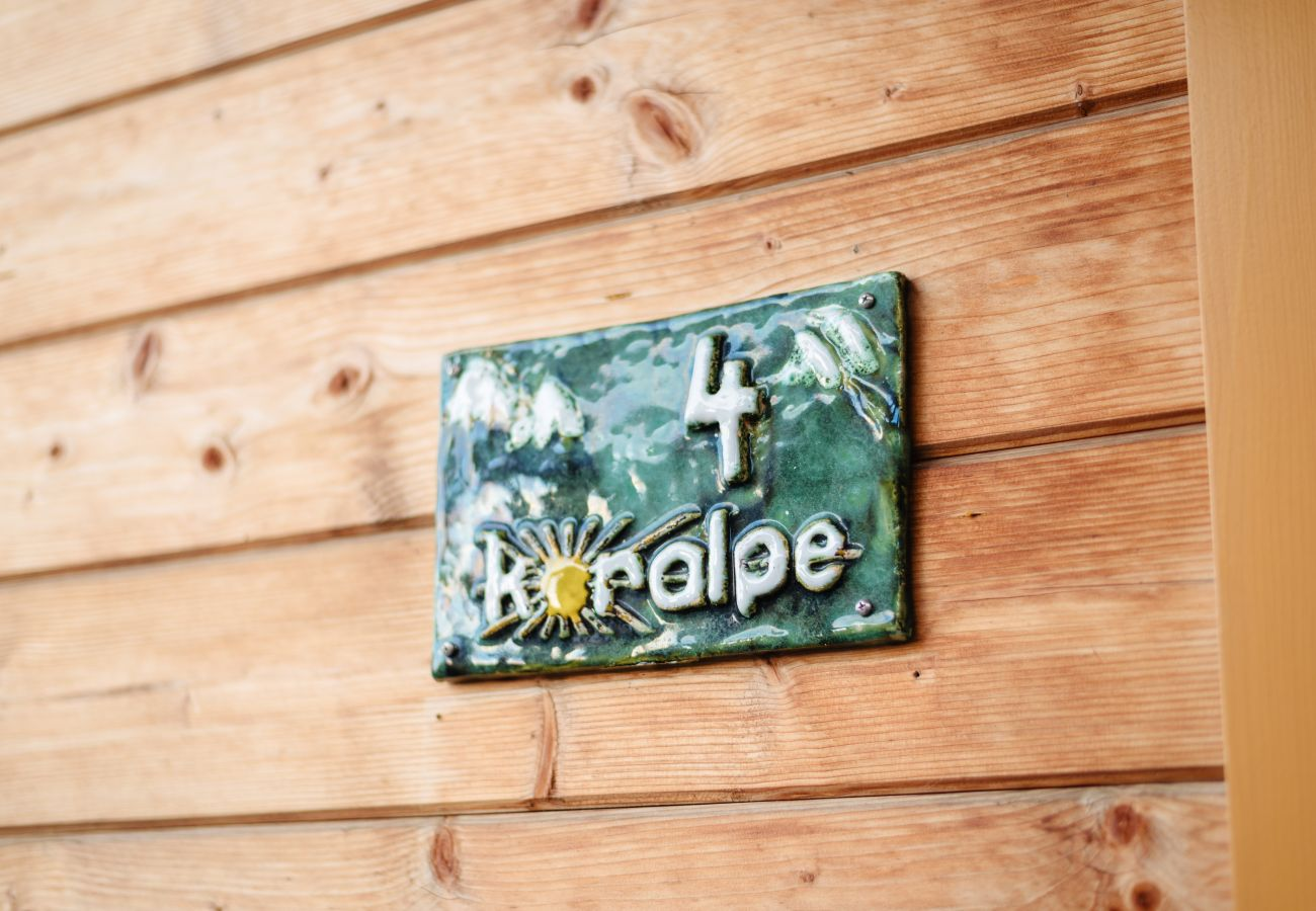 Chalet in St. Stefan - FDK Sauna 004