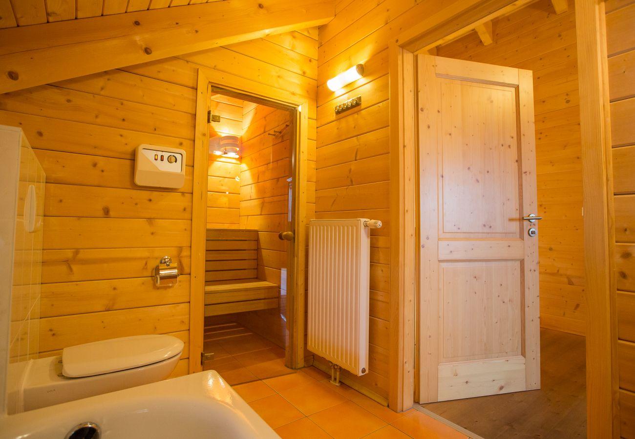 Chalet in St. Stefan - FDK Sauna 010