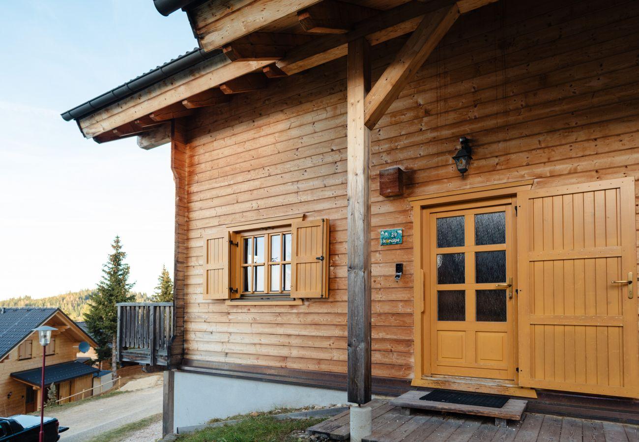 Chalet in St. Stefan - FDK Sauna 029